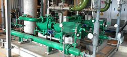 機械機力水力除渣系統