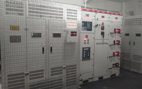 電力設備安裝
