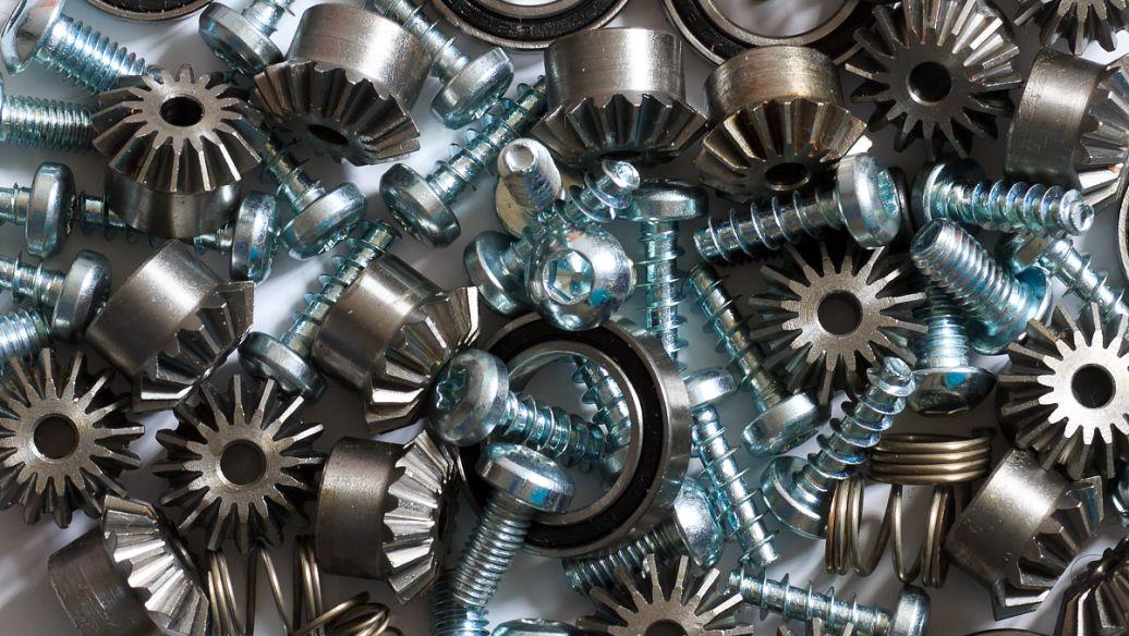 專業從事粉末冶金零部件制造