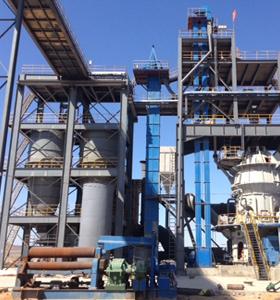 礦渣、鋼渣微粉生產線