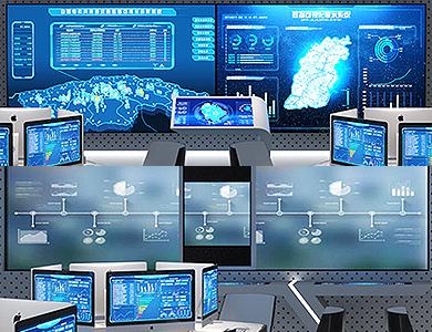 智能數字投影展示系統