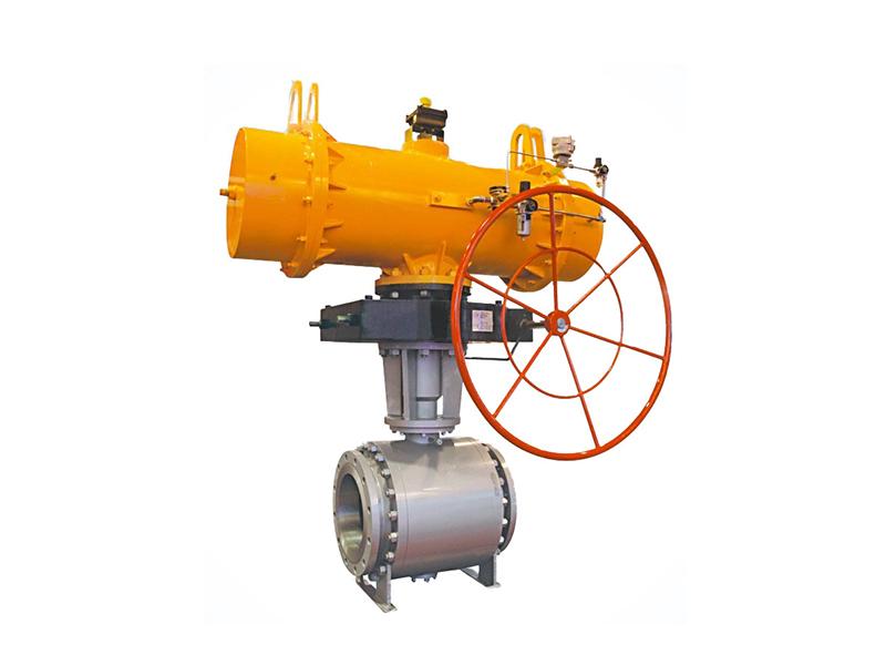 天然氣管線球閥