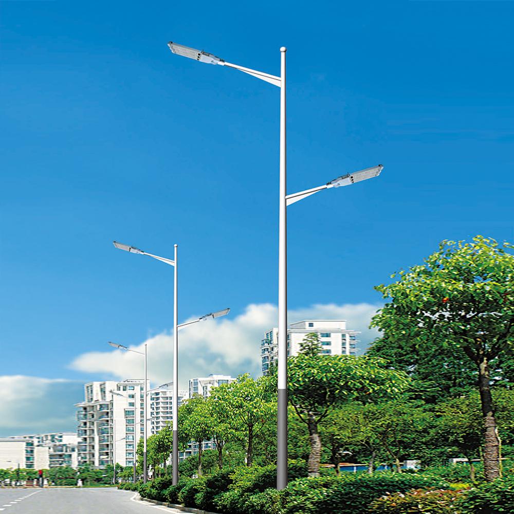 高低臂路灯(BE-GDB003)