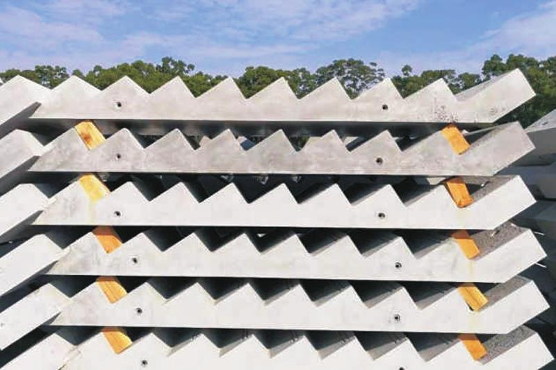 预制装配式钢筋混凝土楼梯