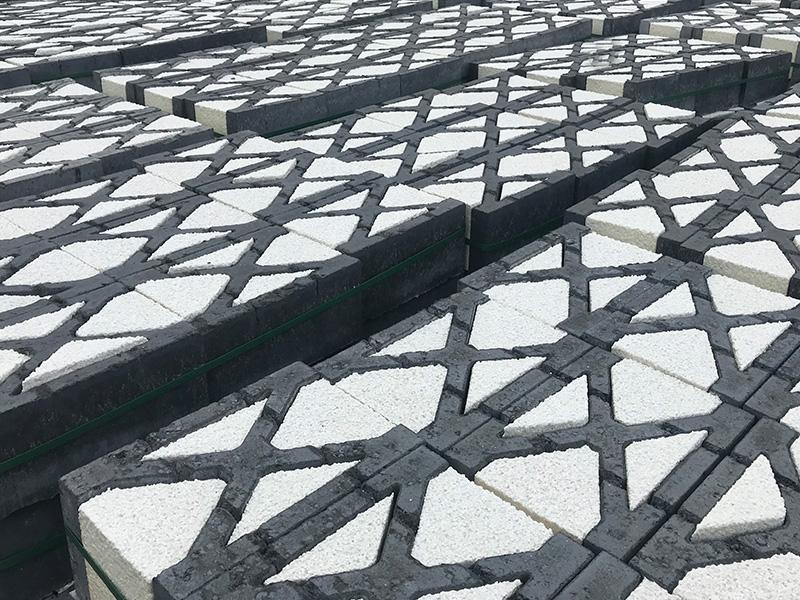 后插式混凝土自保溫砌塊