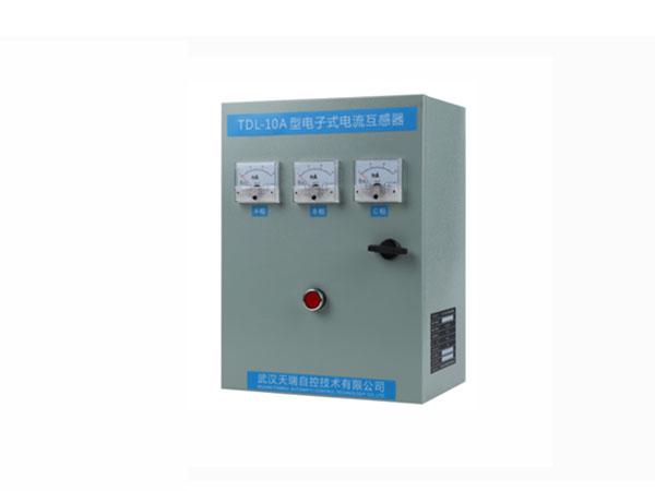电弧炉电极电流测量装置