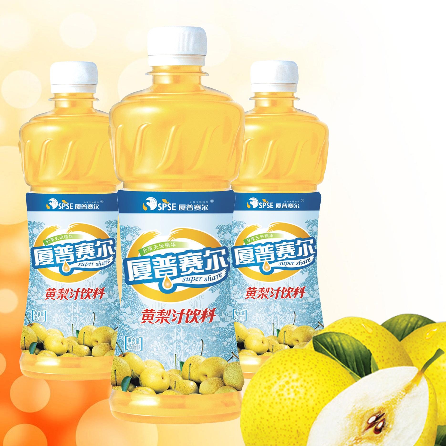 450mL黄梨汁饮料