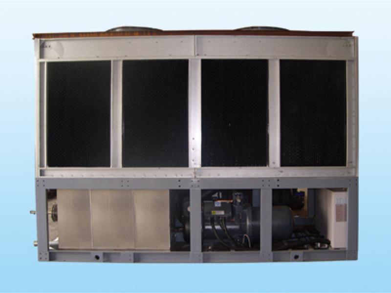 蒸發冷凝式螺桿冷水機組