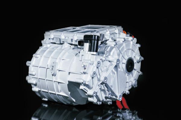 70kW三合一電驅動總成