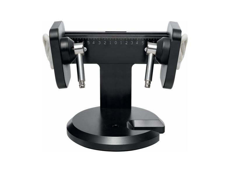 人工耳測試架