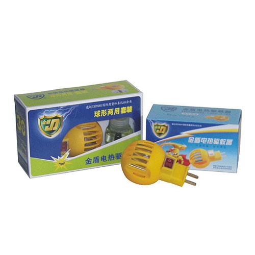 金盾球型兩用驅蚊器