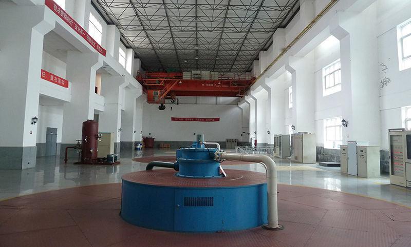 六枝阿珠水电站工程