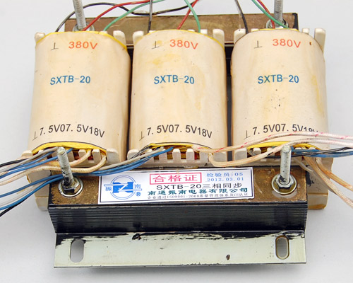 SXTB-20三相同步