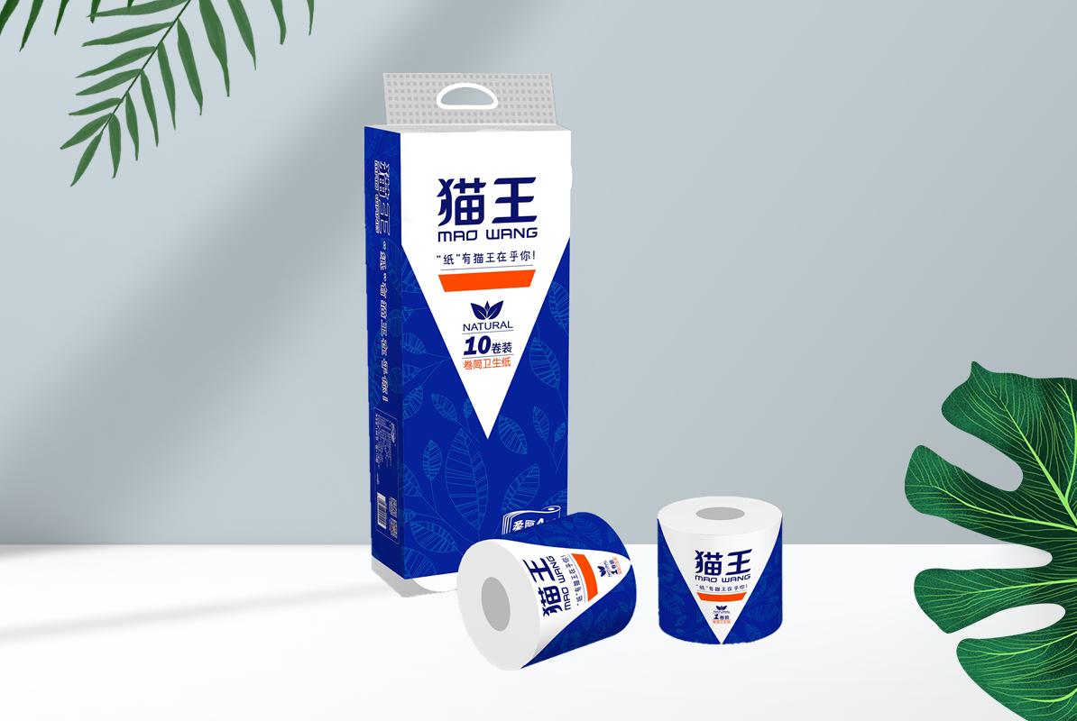 潔柔平紋140克空心小卷(MJR11)