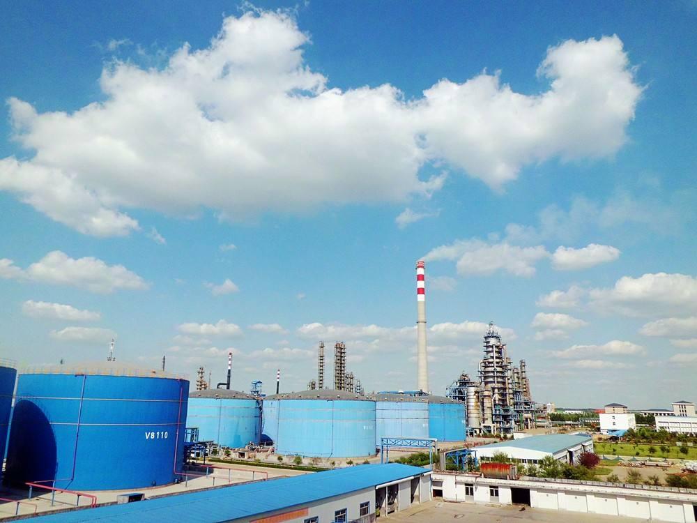 延安石油化工厂汽柴油质量升级项目