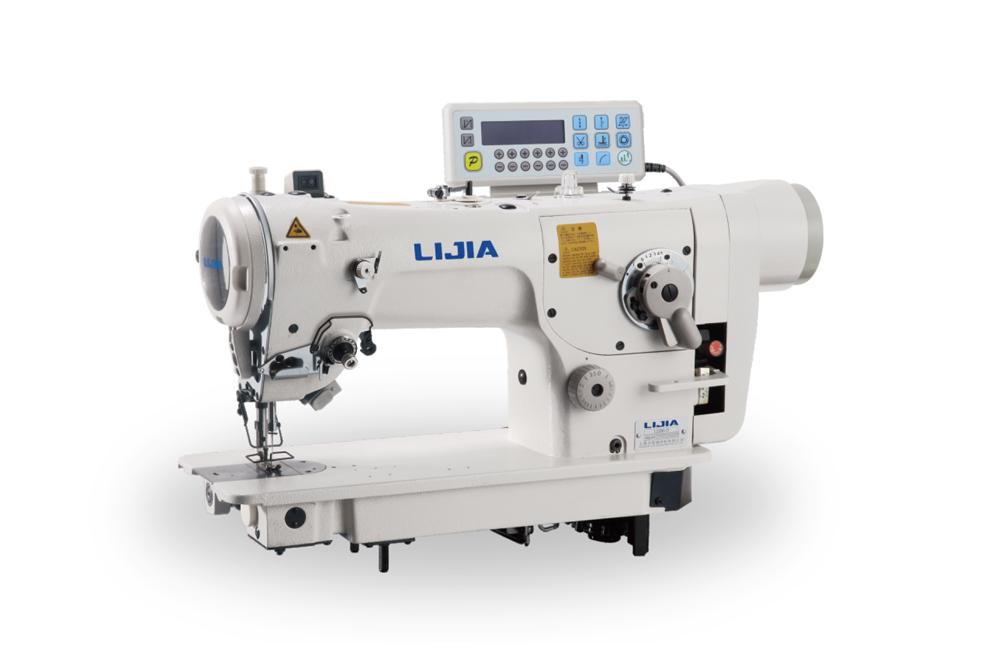 L2280-D/2280-D-7 直驱高速自动剪线曲折缝纫机系列(2点)