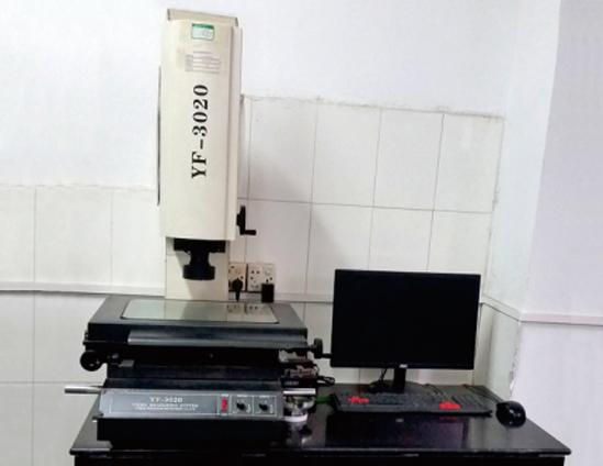 2.5D測量儀