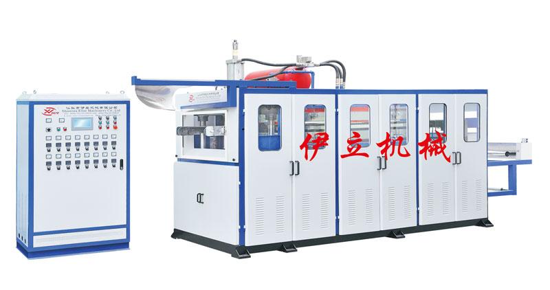 CMM750-520塑片液壓熱成型機