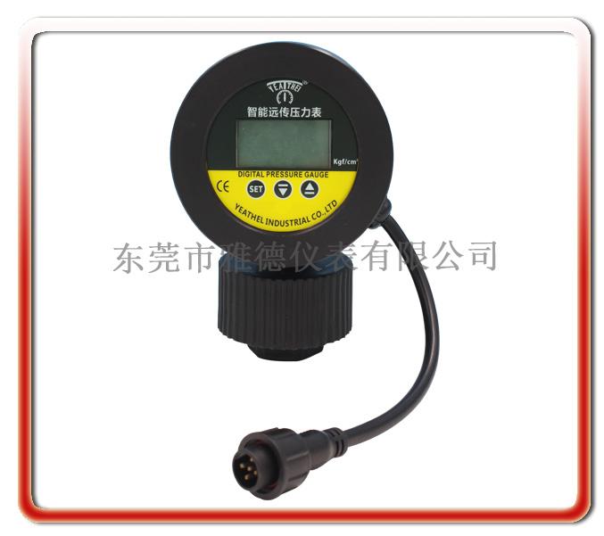隔膜式全PP數顯遠傳壓力表(加裝防水罩)