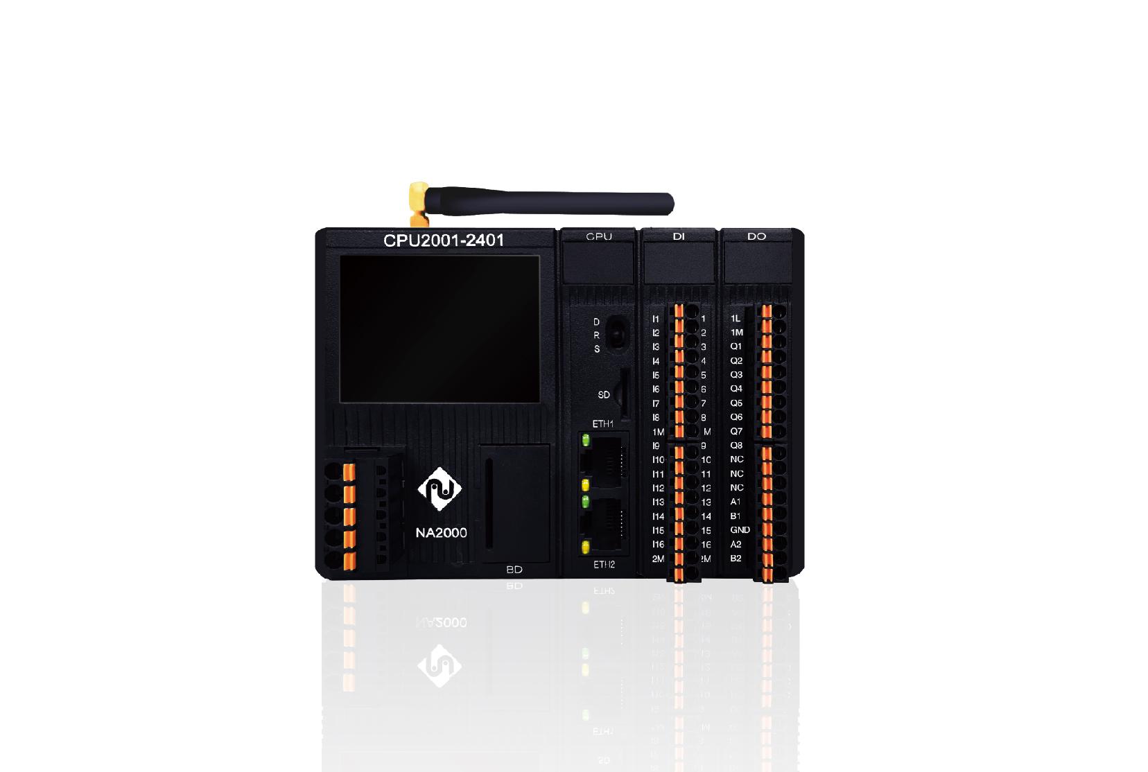 NA2000-硬件系統及產品特點