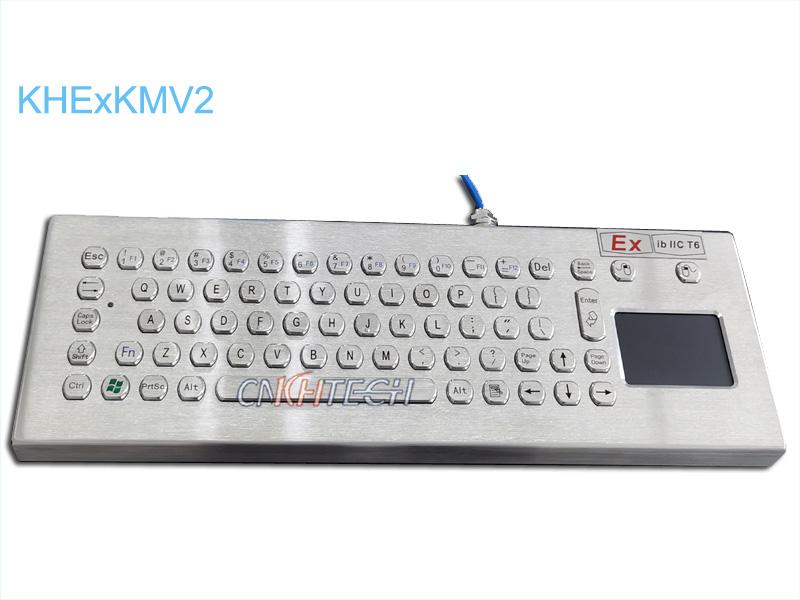 防爆計算機鍵盤