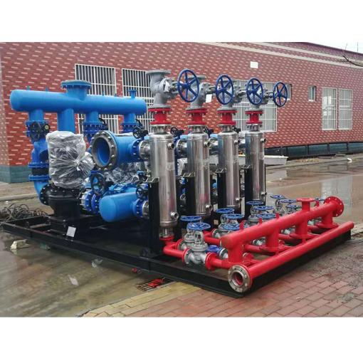換熱機組常見故障及換熱機組故障解決方法
