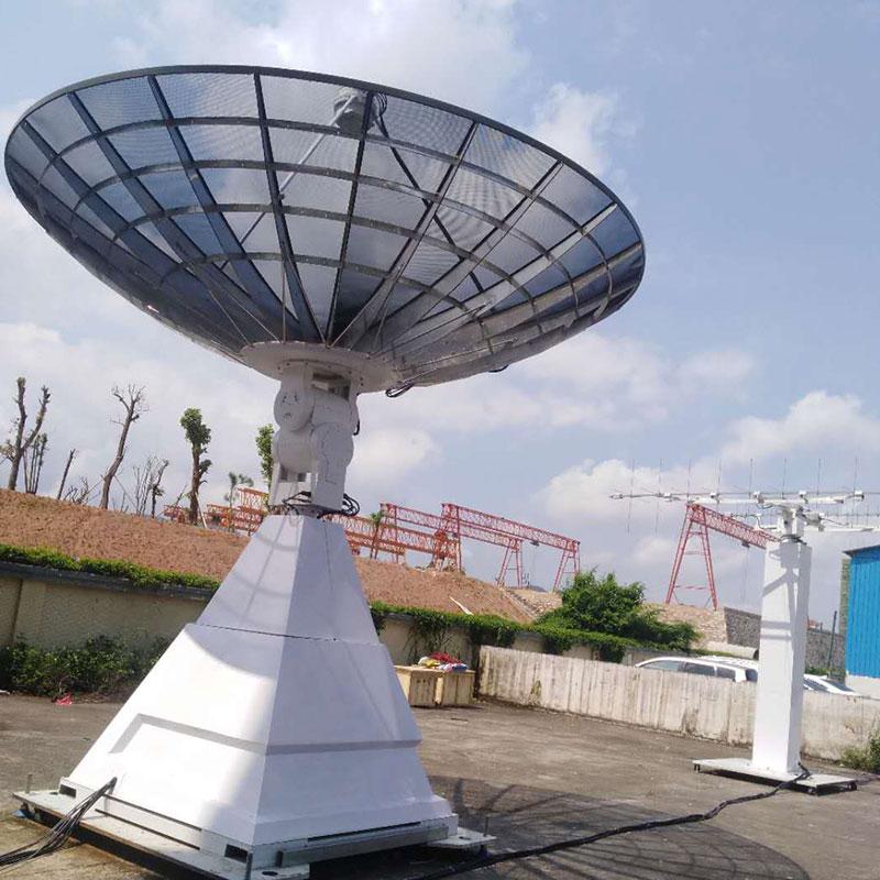 XY天线座架4.2米S/X双频段跟踪站