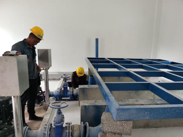 贵州脱贫攻坚城乡供水巩固提升工程