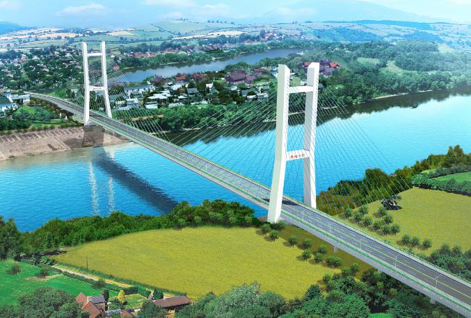 景洪市橄欖壩至景哈鄉瀾滄江大橋建設項目