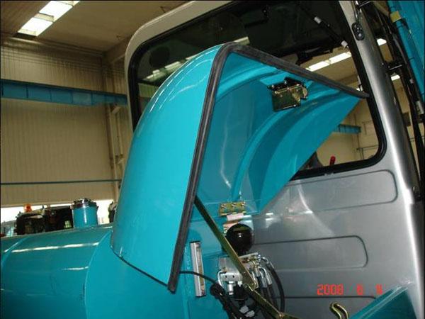 工程車蓋板DCPD模具