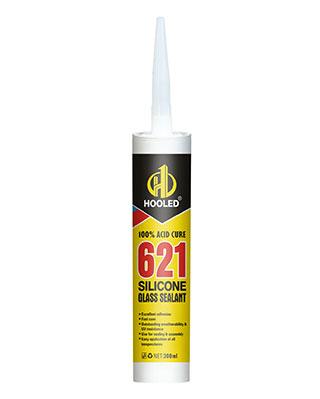 H00LED 621 高级酸性硅酮玻璃胶