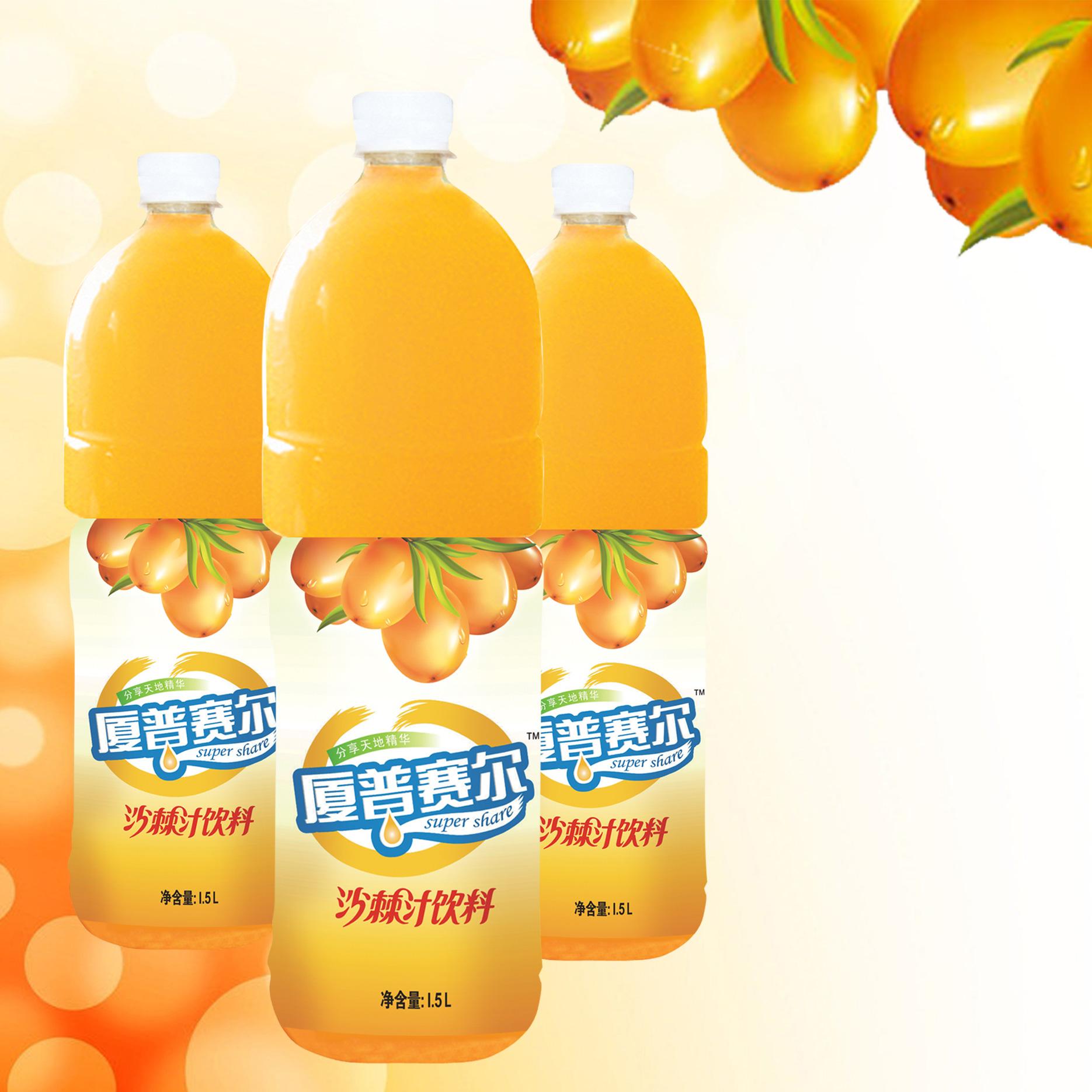 1.5L沙棘汁饮料