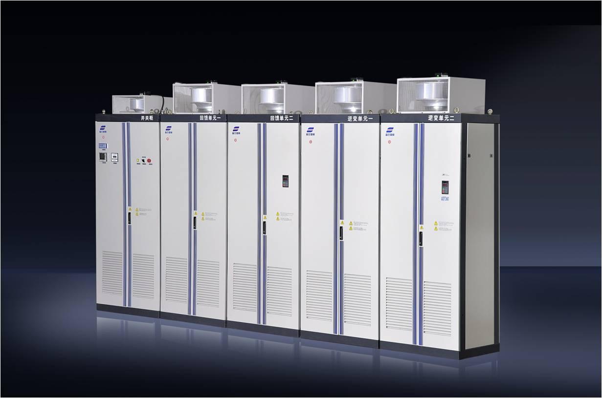 希望森蘭在中國自動化行業首推大功率四象限變頻調速系統,在與國際品牌同臺競技中成功勝出,應用于大型水泥制造領域。