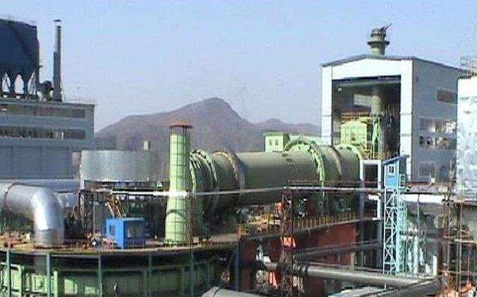 鋼廠球團設備
