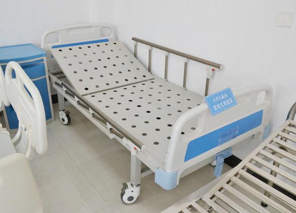 ABS床頭落地式單搖床
