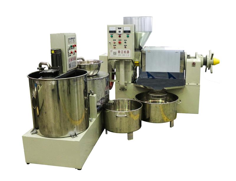 DG(基座加高)水化濾油組合