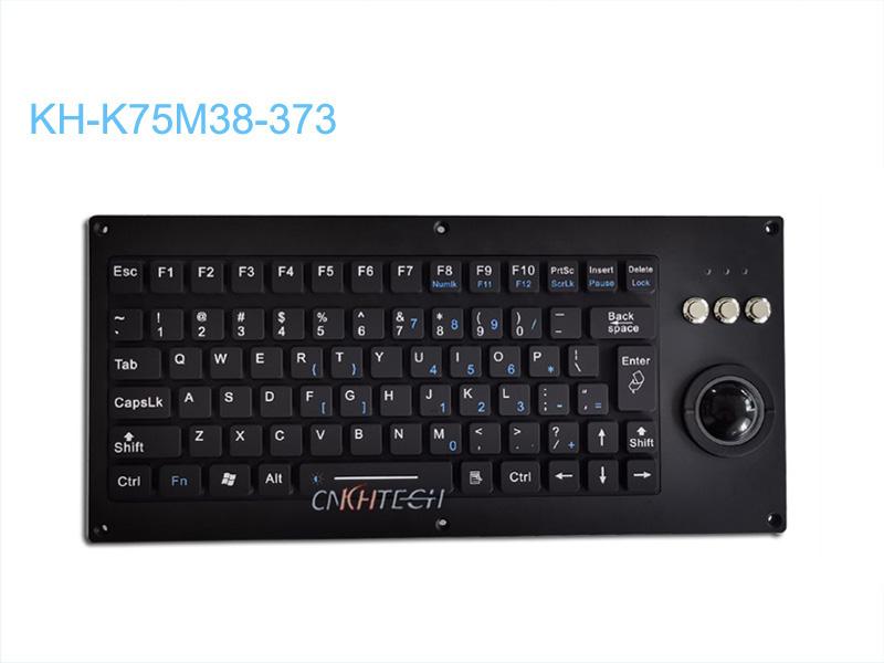 嵌入式机载键盘