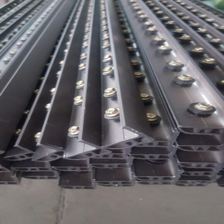 半弧形加厚鋁型材
