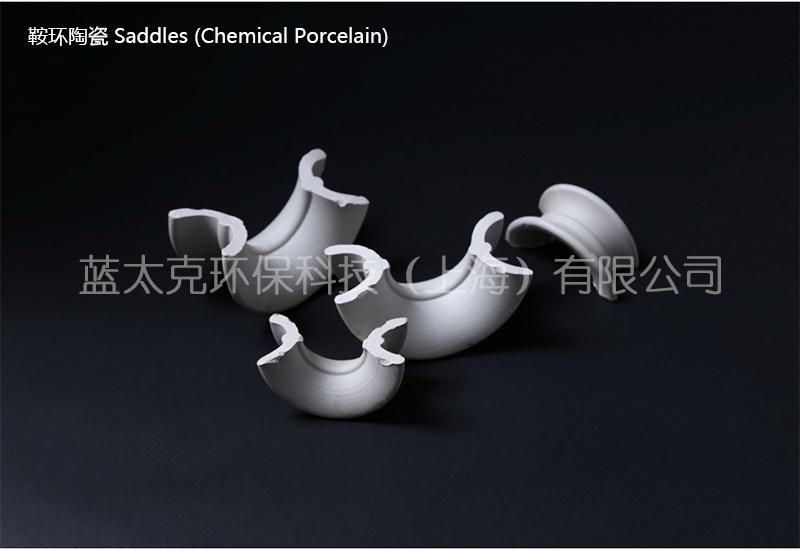 鞍環陶瓷Saddles (Chemical Porcelain)