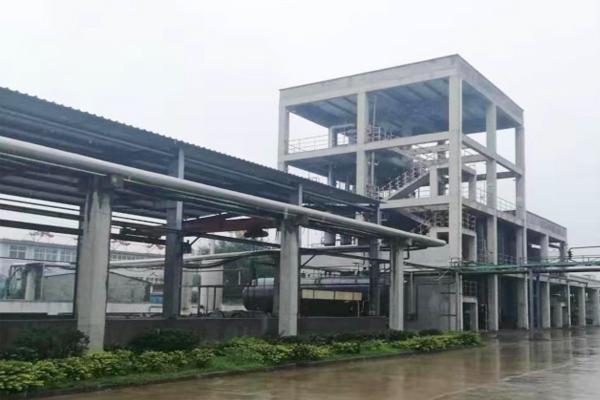 二氧化硫和氯化氫尾氣回收純化技術和成套裝置