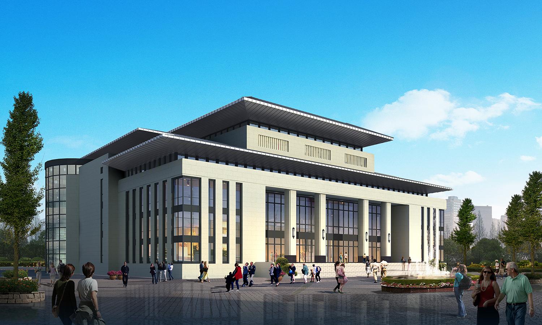 樂安縣行政中心