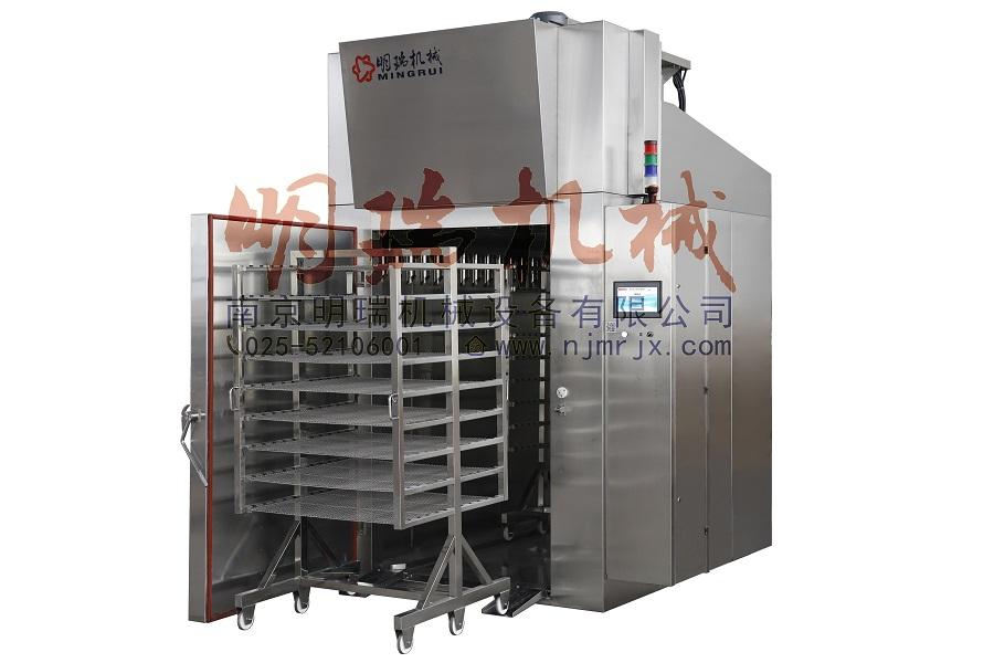 牛肉干加工的關鍵設備-復合式烘烤機