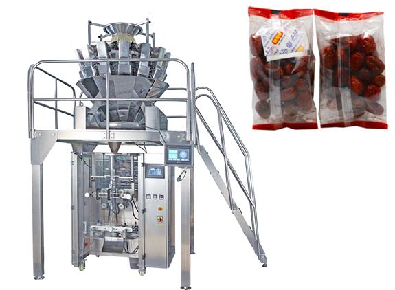中袋顆粒包裝機 可包裝淀粉、玉米粉等
