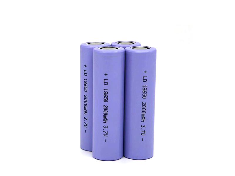 18650低温锂电池