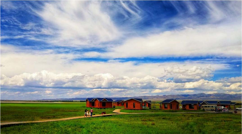 南泥灣萬畝牧場整體方案、牧場草原景觀設計