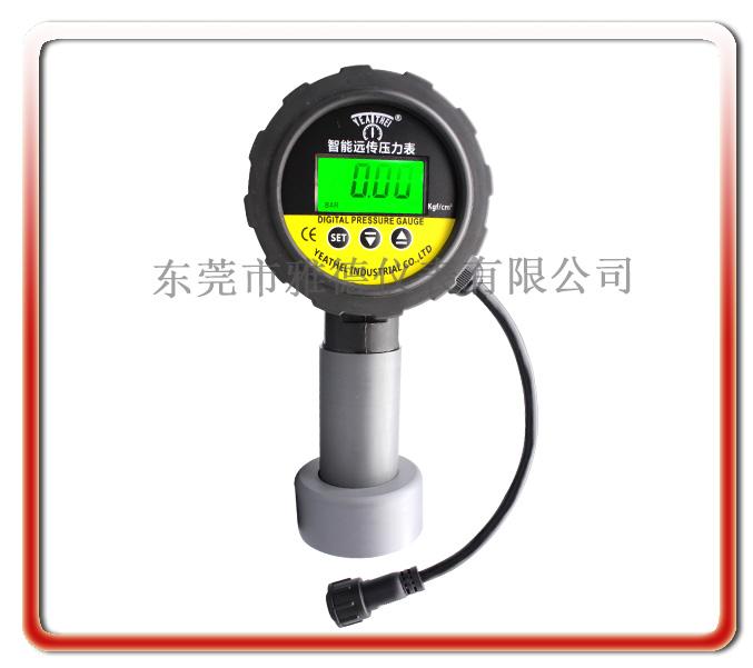 帶數顯表頭全塑防腐PVC壓力變送器(壓力傳感器)