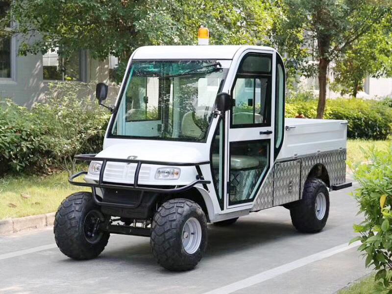 DG-C2带货斗巡逻车