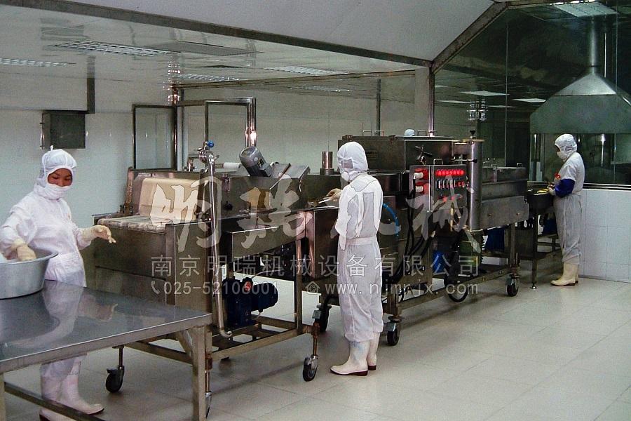 综合肉类食品加工设备的特点