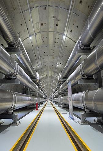 智慧电缆隧道管廊