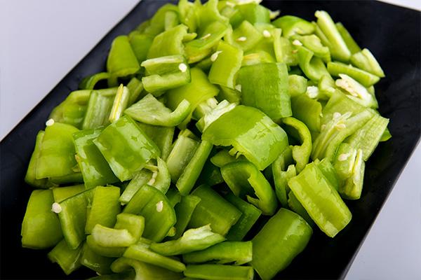 辣椒塊-菜之源凈菜